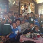 ミャンマーの保育園支援